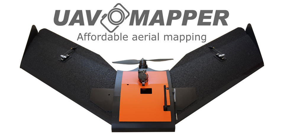 TuffWing UAV Mapper - Aerial Mapping Drone